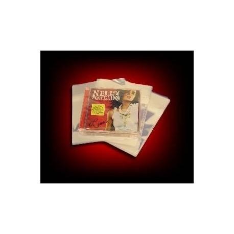 V.A. - CD Lemez Tartó - Külső (tépőzáras)