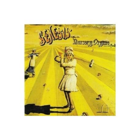 Genesis - Nursery Cryme (SACD/DVD)