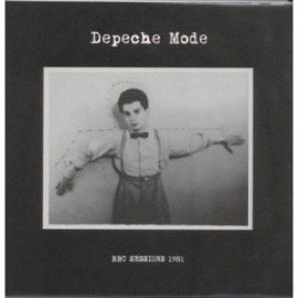 "Depeche Mode - BBC Sessions 1981 (2*7""inch Vinyl)"