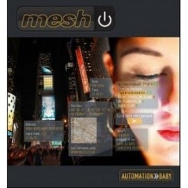 Mesh - Automation Baby (2CD Limited Edition)