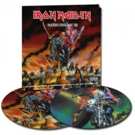 Iron Maiden - Maiden England (Limited Edition 2LP Picture Vinyl)
