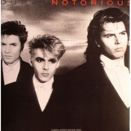 Duran Duran - Notorious (Limited Edition 2LP 180 gram Vinyl)