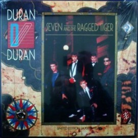 Duran Duran - Seven & The Ragged Tiger (Limited Edition 2LP 180 gram Vinyl)