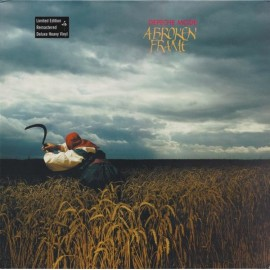 Depeche Mode - A Broken Frame (Remastered DeLuxe Heavy Vinyl)