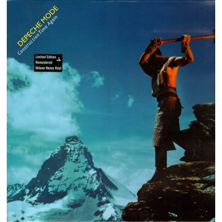 Depeche Mode - Construction Time Again (Remastered DeLuxe Heavy Vinyl)