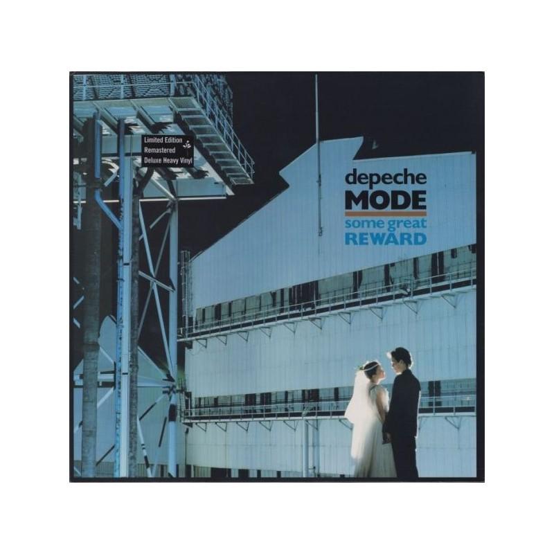 Vinyl  gt  LP  gt  Depeche Mode - Some Great Reward  Remastered DeLuxe