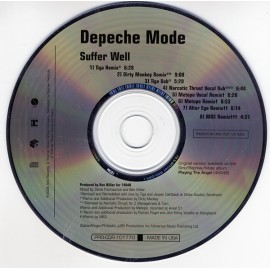 Depeche Mode - Suffer Well (USA promo)
