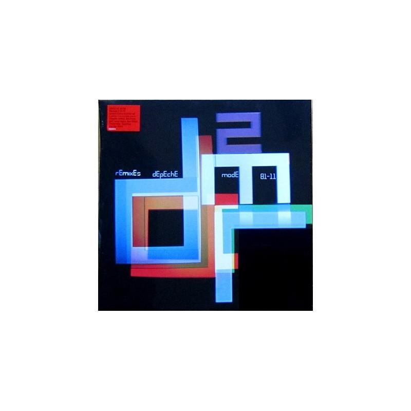 Vinyl  gt  LPBOX  gt  Depeche Mode - Remixes 2  81 - 11  6LP BOX