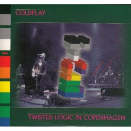 Coldplay - Twisted Logic In Copenhagen