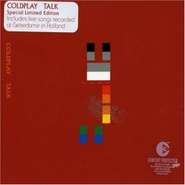Coldplay - Talk - Special 3 CD Set