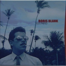 Boris Blank (Yello) - Electrified (2CD/DVD)