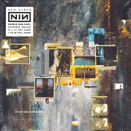 Nine Inch Nails - Hesitation Marks (2LP 180 Gram Vinyl +CD)