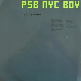Pet Shop Boys - New York City Boy