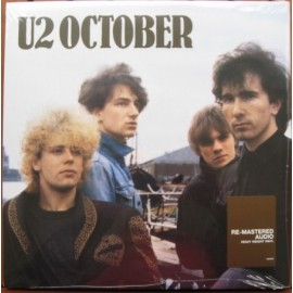U2 - October - Remastered (180 gramm)