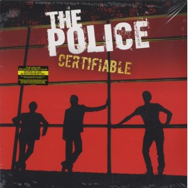 Police - Certifiable (3LP - Live In Buenos Aires)