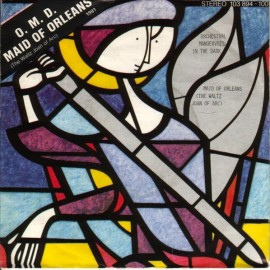 OMD - Maid of Orleans(The waltz Joan of Arc)