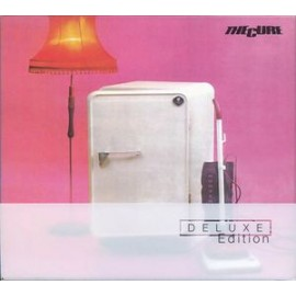 Cure - Three Imaginary Boys-DeLuxe Edition