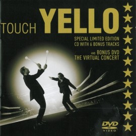 Yello - Touch (Special Limited Edition CD/DVD)
