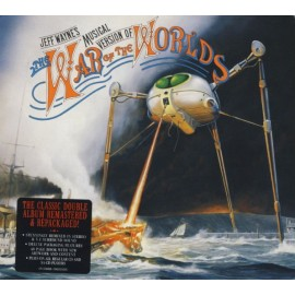 Soundtrack (Jeff Wayne) - The War Of The Worlds (2SACD)