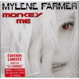 Mylene Farmer - Monkey Me (Limited Edition CD/Blu-Ray Audio)
