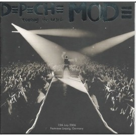 Depeche Mode - Touring The Angel (2CD, LHN, Lipcse 2006.07.15.)