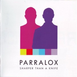 Parralox - Sharper Than A Knife (EPCD)