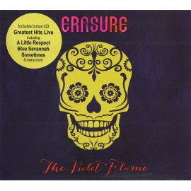 Erasure - Violet Flame (2CD - Limited Edition)