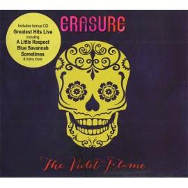 Erasure - Violet Flame (2CD - Limited Edition)