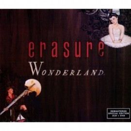 Erasure - Wonderland (Special Expanded Edition 2CD/DVD)