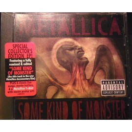 Metallica - Some Kind Of Monster (Ep + T-Shirt)