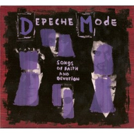 Depeche Mode - Songs Of Faith & Devotion - CD/DVD