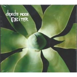 Depeche Mode - Exciter - CD/DVD