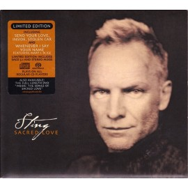Sting - Sacred Love (Special Limited Edition - SACD)