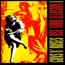 Guns N' Roses - Use Your Illusion I (2LP 180 gram Vinyl)