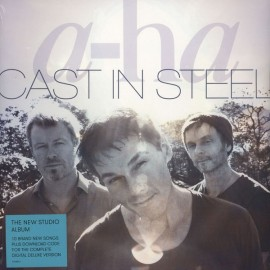 A-ha - Cast In Steel (LP)