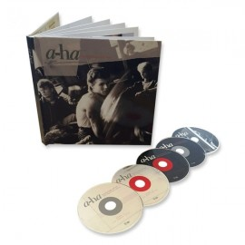 A-ha - Hunting High And Low (4CD/DVD)