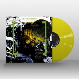 "Front Line Assembly - Comatose (12"" - Yellow/Sárga)"