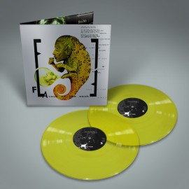 Front Line Assembly - FLAvour Of The Weak (2LP Yellow/Sárga)