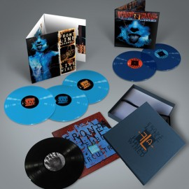 Front Line Assembly - Hard Wired (6LP BOX Blue/Kék)