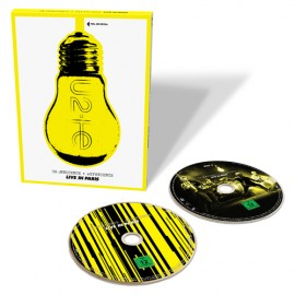 U2 - Innocence + Experience Live In Paris (2DVD)