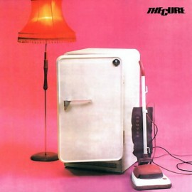 Cure - Three Imaginary Boys (180 gramm Heavy Vinyl)