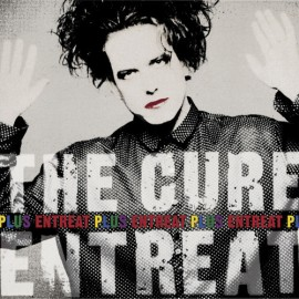 Cure - Entreat Plus (2LP 180 gramm Heavy Vinyl)