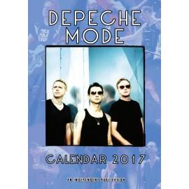 Depeche Mode - Calendar 2017