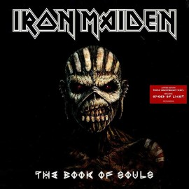 Iron Maiden - The Book Of Souls (3LP - Limited Edition)