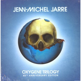 Jean Michel Jarre - Oxygene Trilogy (40th Anniversary Edition)