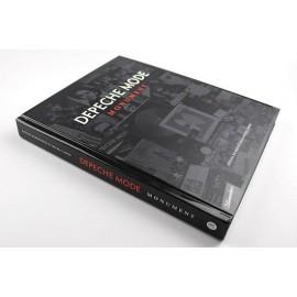 Depeche Mode - Monument (424 oldalas angol nyelvű könyv, 2200 fotóval)