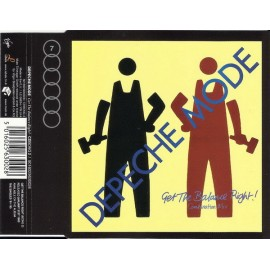 Depeche Mode - Get The Balance Right