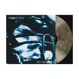 Front 242 - No Comment/Politics Of Pressure 2LP/CD