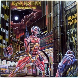 Iron Maiden - Somewhere In Time (Limited Edition Picture Vinyl)