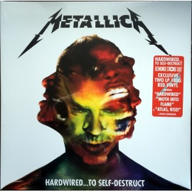 Metallica - Hardwired...To Self-Destruct (RSD)